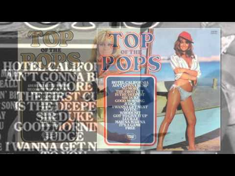Blockbuster - Tony Rivers on Top of the Pops Vol. 6 and Vol. 29