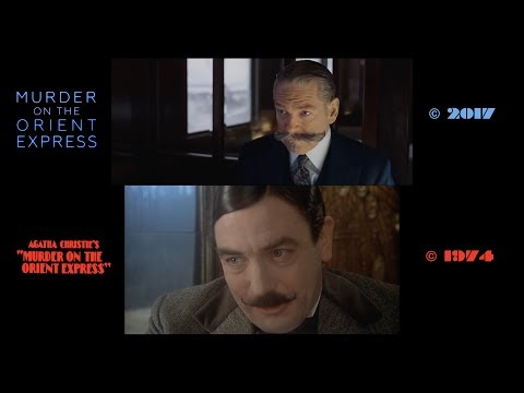 Murder On The Orient Express Side-by-Side (1974/2017)