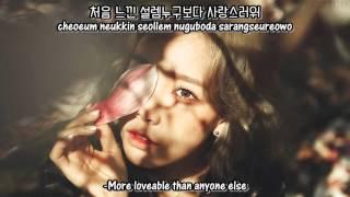 태연 - U R + [ENG SUBS/ROM/HAN LYRICS] # From Taeyeon's [1ST MINI ALBUM - I] + (eng subs): 01/ I...
