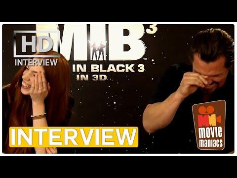 MIB3 Men In Black 3 | EXCLUSIVE Josh Brolin interview