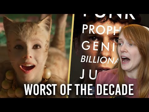The WORST and Best Movies of the Decade (2010-2019)