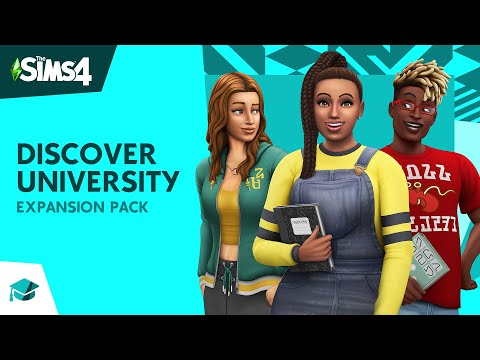 Les Sims 4 : À la fac : Bande-annonce officielle de révélation