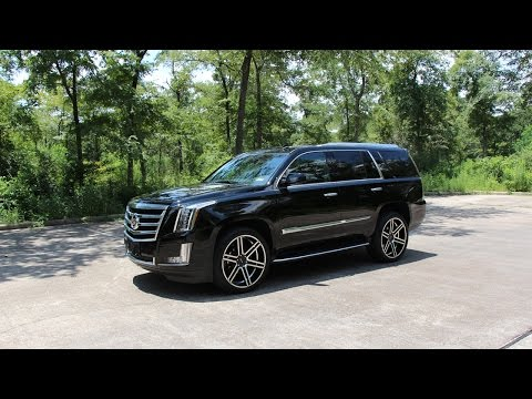 2015 Cadillac Escalade – Review in Detail, Start up, Exhaust Sound, and Test Drive