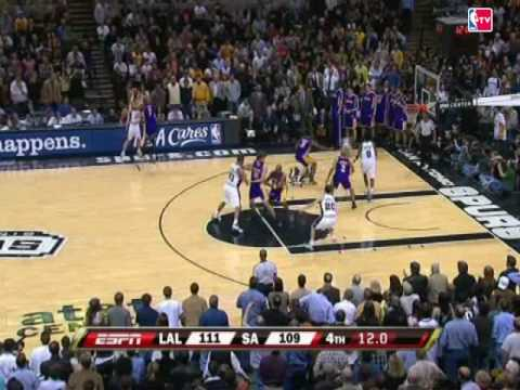 Roger Mason - Visit http://www.nba.com/video for more highlights. Check out the game-winning shots that Roger Mason has hit for the San Antonio Spurs in the 2008-09 season.
