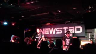 Huey Cam: Newsted - Live At The Red House 04-19-13 Part 7