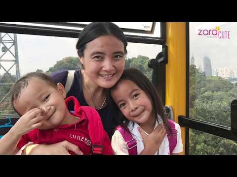 Home Schooling | Mengenal Alat Transportasi Wisata | Tram | Cable Car | Monorail di Sentosa Island