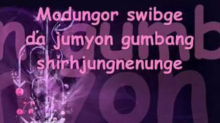 Video Because I'm A Girl Lyrics- KISS (Korean) MP3, 3GP, MP4, WEBM, AVI, FLV Januari 2018