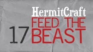 HermitCraft Feed The Beast: Episode 17 - Hypno Assist!