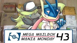 Pokémon Cards - Mega Mailbox Mania Monday #43! by The Pokémon Evolutionaries
