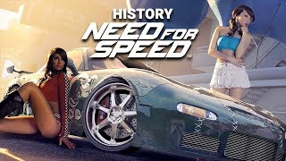 History of NEED FOR SPEED - 1080p 60fps The Need for Speed (1994) Need for Speed II (1997) Need for Speed V-Rally (1997) ...