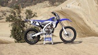 1. First Impression   2017 Yamaha YZ450F   TransWorld Motocross