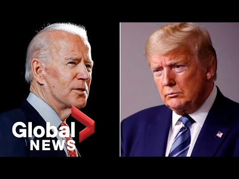 US election: Biden, Trump set to face each other in 1st presidential debate