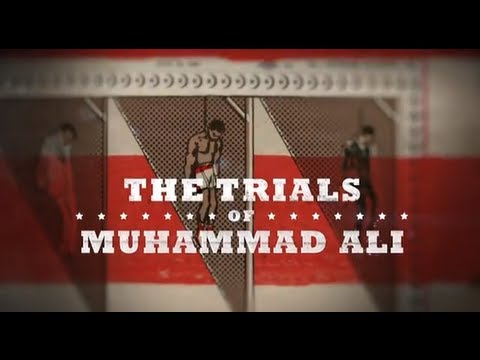 The Trials Of Muhammad Ali - Official Trailer (2013)