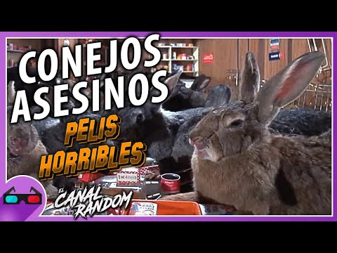 Películas HORRIBLES: LARGA NOCHE DE LA FURIA (Night Of The Lepus)