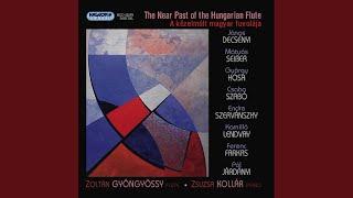 Quattro duetti per flauto e pianoforte: IV. Finale. Impetuoso