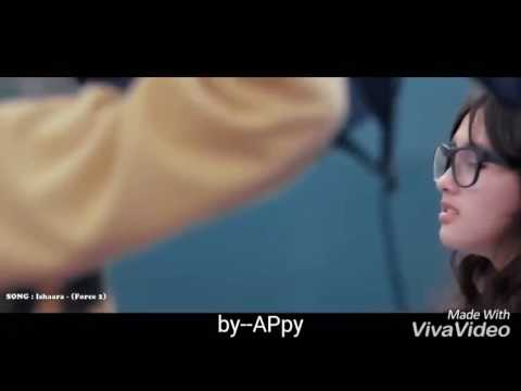 Video Cute korean love strory on aadat punjabi song- |OFFICIAL VIDEO| download in MP3, 3GP, MP4, WEBM, AVI, FLV January 2017