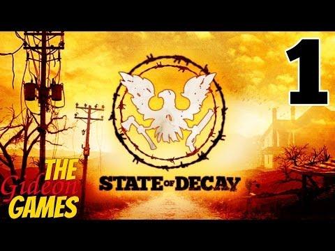 Прохождение State of Decay [HD|PC] - Часть 1 (А поутру они проснулись...)