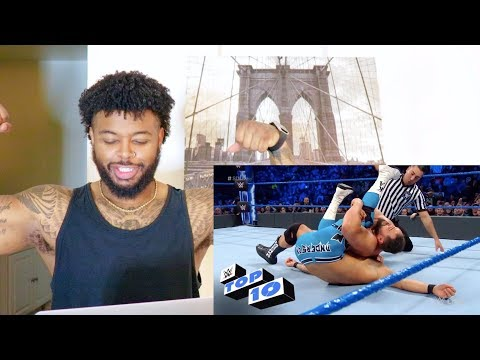 WWE Top 10 SmackDown Live moments February 5, 2019 | Reaction