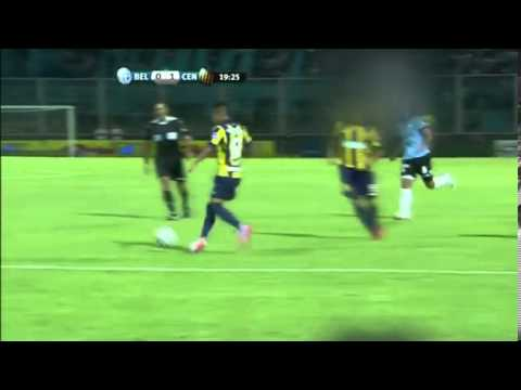 Gol Federico Carrizo vs Belgrano 27/01/2014 - Copa Cordoba