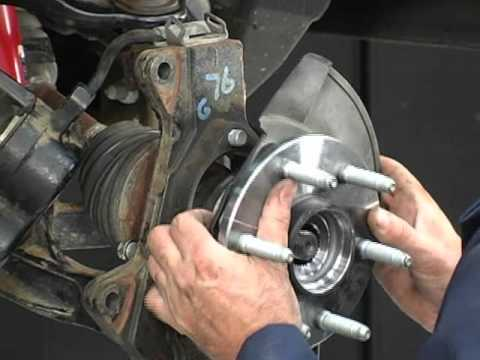 How to: Remove & Install a Truck Hub Bearing Assembly with Timken