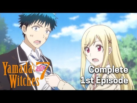 Yamada-kun and the Seven Witches Ep. 1 Dub | I've Turned Into Her!