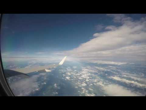 Flight: Toronto to DC- Time Lapse
