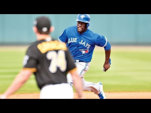 Video: Jays prospect Alford waiting for opportunity to prove he belongs