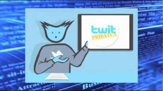 Twitter: pribatutasunari buruzko ohar orokorrak