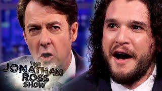 Is Jon Snow Dead? Kit Harington Lie Detector Test - The Jonath...