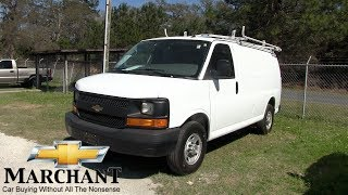 Nonton Fully Loaded 2015 Chevrolet Express Work Van   For Sale Review At Marchant Chevy Film Subtitle Indonesia Streaming Movie Download