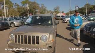 Autoline's 2009 Jeep Patriot Sport Walk Around Review Test Drive