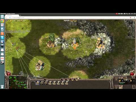 Strategoria Early Alpha Gameplay Preview — PvP (August 2013)