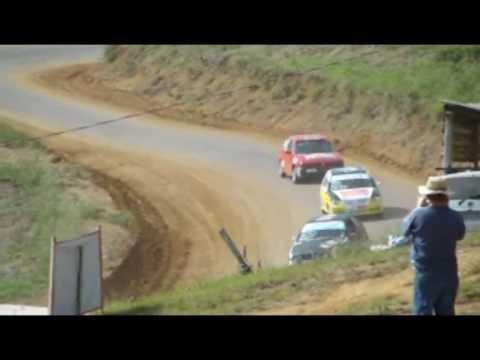 Abertura do Catarinense de Automobilismo 2010 - Marcas A e B - Lontras (SC)