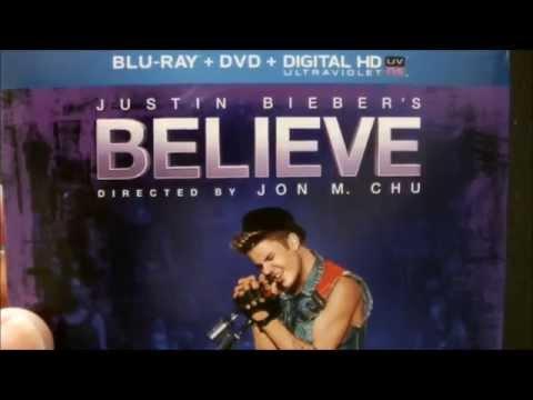Justin Bieber's Believe (2013) | Blu-ray | Box Art & Specs