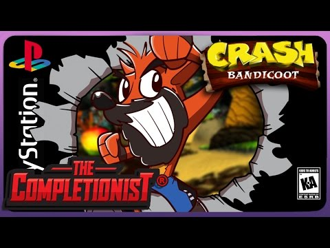 Crash Bandicoot: A Hero With No Neck - The Completionist