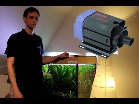 Wasserwechsel im Aquarium extrem schnell und leicht gemacht! Anleitung