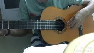 Wo men bu yi yang  (guitar cover)