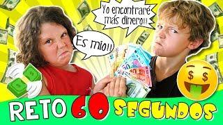 Tenemos solo 60 segundos para encontrar 100€ en nuestra nueva casa! ¿Lo conseguiremos?***SUSCRÍBETE GRATIS aquí  http://goo.gl/IkkfYy  *** *** Suscríbete también al RESTO DE NUESTROS CANALES, ¡Te encantarán!:* HOY NO HAY COLE: http://www.youtube.com/ocioeducativo* AVENTURAS MÁGICAS: http://www.youtube.com/juegaconelpato* FACTORIA DE DIVERSION: http://www.youtube.com/factoriadediversion* JUEGA CON CLODETT: https://www.youtube.com/juegaconclodett * TOP TIPS & TRICKS IN 1 MINUTE: http://www.youtube.com/toptips*** SÍGUENOS EN:WEB: http://www.hoynohaycole.comFACEBOOK: http://www.facebook.com/hoynohaycoleTWITTER: http://www.twitter.com/hoynohaycoleINSTAGRAM: http://www.instagram.com/hoynohaycole @hoynohaycole, @mateo_the_boss_374, @bossatronio_hugo, @ladypecas
