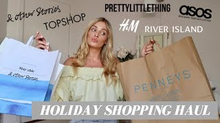 Hey guys, I hope you enjoyed my first ever shopping haul. It was a bit rushed to say the last (lastminute.com before holidays as...