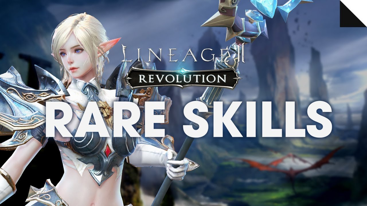 photo image 'Lineage 2: Revolution' Up to 1 Million Pre-Registered Players Already, Grab Your Nickname While You Can