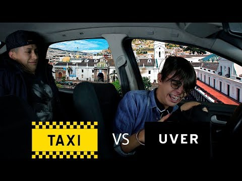 TAXI vs UBER │ KikeJav (видео)