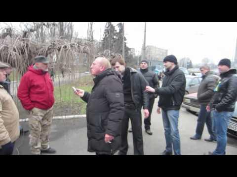Провокаторы на митинге в Одессе 2.03.14 (видео)