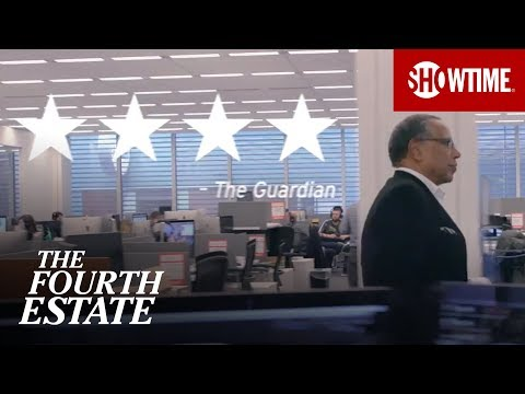 Critics Acclaim | The Fourth Estate | SHOWTIME