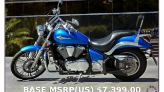 6. 2008 Kawasaki Vulcan 900 Custom - Features and Details