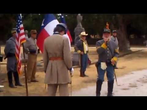 daughters of republic of texas veteran salute 2011
