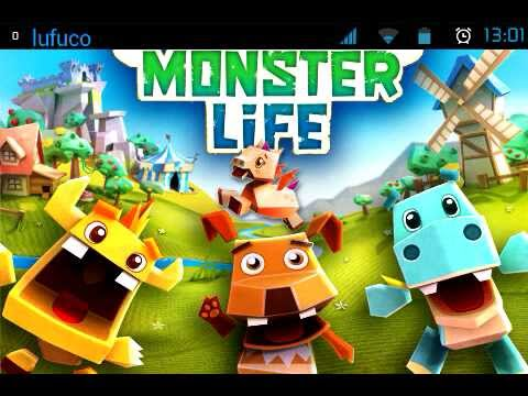 monster life android free download