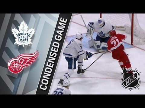Toronto Maple Leafs vs Detroit Red Wings December 15, 2017 HIGHLIGHTS HD
