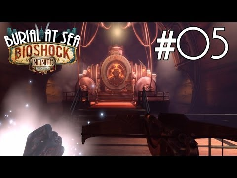Bioshock Infinite Burial At Sea Episode 2 Gameplay Walkthrough Part 5 - The Manta Ray Lounge