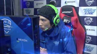 E-Sports Arena 4강 2경기 TEAM S vs TEAM E [NEED FOR SPEED™ EDGE], Need for Speed, video game