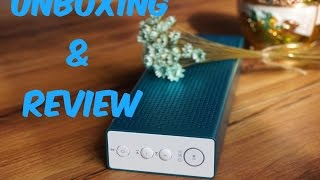 Mi Bluetooth Speaker Review. These are affordable bluetooth speakers from Xiaomi they have 2 speakers and a mini subwoofer also they have voice feedback which makes operating these Mi bluetooth speakers user friendly.